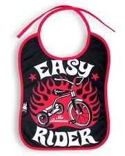 EASY RIDER TATTOO BABY ROCK STAR BABY PUNK BABY BIB 3 WHEELER TRIKE BIKE BICYCLE