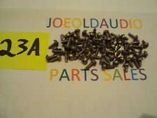 Kenwood KR-6600 Chassis Screws.  Parting Out KR-6600 Receiver