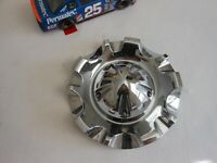 AMERICAN RACING Wheels Chrome Custom Wheel Center Cap # CAP-640, F203-15