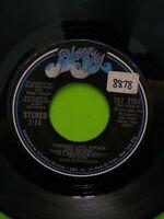 """Rick Derringer : Teenage Love Affair, Slide on Over Slinky 7"""" 45 RPM Vinyl"""