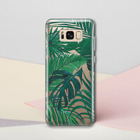 Samsung Galaxy S9 Plus Tropical Case Floral Galaxy S8 Cover For Samsung Note 7