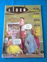 Rol - Revista de rol, estrategia y simulacion Lider Numero 46 - RL712