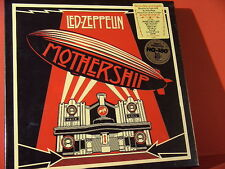 "LED ZEPPELIN ""Mothership"" (4-lp/Record-BOX/NO-MFSL/FACTORY SEALED)"