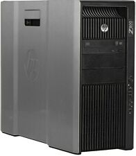 HP Z800 Workstation Xeon Dual X5680 3.33GHz 32GB RAM 500GB  SSD Win7 12 Core