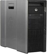 HP Z800 Workstation Xeon Dual E5620 2.4GHz 24GB RAM 1TB HD Win 7 Pro 8 Core