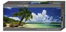 Heye - Panorama , 2000 Piece Jigsaw Puzzle - Paradise Palms HY29860