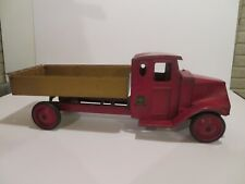 Little Jim Mack dump truck made by Steelcraft for J C Penny in in 1928