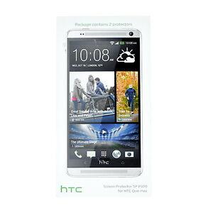 HTC SP P970 Displayschutzfolien 2 Pcs, Folien, Schutzfolien für HTC One max