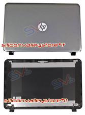 Scocca Back Cover LCD per Notebook HP 15-R Originale SIlver