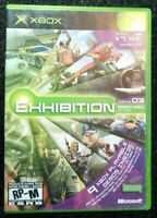 Exhibition Demo Disc Xbox Original Volume 3 vol.3 Microsoft Complete Tested Rare