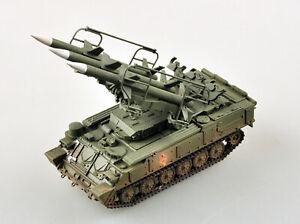 """Easy Model 1/72 Poland SAM-6 """"KUB"""" Plastic Finished Model #35110"""