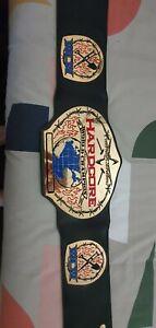WCW Hardcore Championship Belt