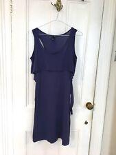 Women's Bench Dress, Purple, Great Design, Size S