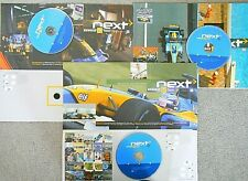 Alonso Renault F1 Team Newsletter CD Rom 2002 2004 2005 Excellent x 5 Items