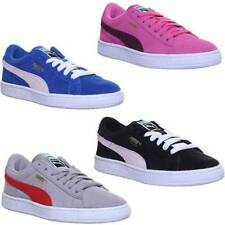 Casual Trainers PUMA Laces Suede Shoes for Boys