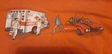 Threadless Heartless T Shirt Orange Medium