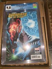 Guardians of the Galaxy (Volume 5) #2 CGC 9.8 Ghost Rider variant free shipping