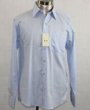 Mens Luxe Business Shirt 100% Cotton - Size (L) Large