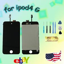 LCD Screen Digitizer Glass Assembly Replacement for iPod Touch4 4th Gen