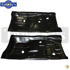 65-70 Chevy Impala Interior Floor Pan Pans Front to Rear Half - Golden Star PAIR