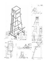 Tree Stand, 330 Patents, 3200 Pages
