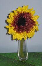 PRINTED INSTRUCTIONS -SUNFLOWER KNITTING PATTERN-FLOWER
