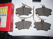 QUALITY FRONT BRAKE PADS - FITS: RENAULT 5 SUPER & CAMPUS (1985-92)