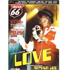 REVISTA RUTA 66 #199 (Noviembre 2003) . love arthur lee neil young kim fowley