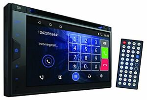 Double DIN Android Stereo System, GPS, Wi-Fi & Bluetooth, CD DVD (PLDAND697)