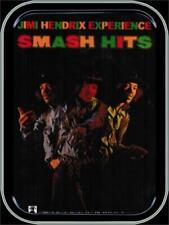 Jimi Hendrix- Collector's/Stash Tin-Hits-Good for Guitar Picks- Licensed New