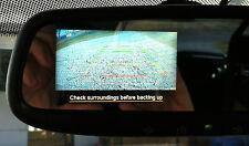Gentex Homelink® Compass Backup Cam Mirror Plug & Play Kit-Hyundai/Kia Vehicles