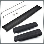 Flexible Flex Step Tailgate Molding Trim Fit For 2009-2014 Ford F-150 Black