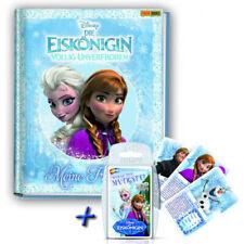 Frozen / Die Eiskönigin Meine Freunde Freundschaftsbuch + Top Trumps Kartenspiel
