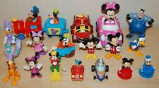 Lot of 18 Mickey Mouse Clubhouse Figures & Cars