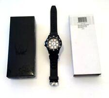 Disney Kids' Mickey Mouse Display Teach Time Watch Black W/Gift Box USA Shipping
