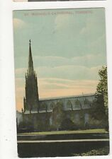 Canada, St. Michaels Cathedral Toronto Postcard, B121