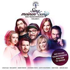 SING MEINEN SONG-DAS TAUSCHKONZERT VOL.5 DELUXE  2 CD NEU