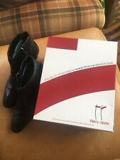 THIERRY RABOTIN, Ankle boots, Worn Only Twice,  Black Leather, EU 39, With Box