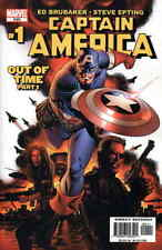 Captain America (5th Series) #1 VF/NM; Marvel | save on shipping - details insid