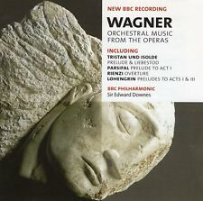 BBC Music - Vol.13 No.13 / Wagner - Orchestral Music from the Operas