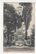 France, Lille, Monument des Enfants de morts pour la Patrie Postcard, B050