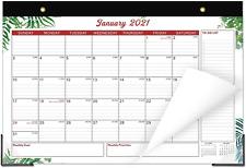 2021 Desk Calendar Pad 12 Month 17