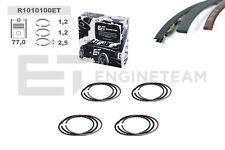 4x R1010100 Kolbenringsatz Mini Cooper Works Clubmann R52 R53 W11B16A W10B16A