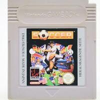 Soccer | Nintendo Game Boy Spiel | GameBoy Classic Modul | Gut