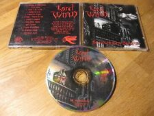LORD WIND forgotten songs CD Rare 1st Press 1996 Fullmoon FMP013 |Wongraven|