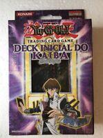 Yu-Gi-Oh! Kaiba Portuguese Evolution Starter Deck 1st Edition NEW SEALED Yugioh