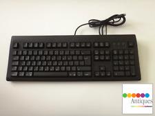 Apple Design Keyboard in Black for ADB Apple Desktop Bus Mac Vintage M2980 RARE