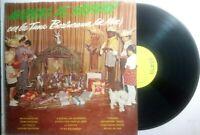 Tuna Borincana de Moca Puerto Rico Aguinaldo Tipico AREYTO 01 LP VG+ LP#1718