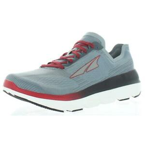 Altra Mens Duo 1.5 Gray Fitness Running Shoes Sneakers 9 Medium (D) BHFO 7926