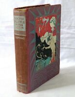 Hugh Lofting DOCTOR DOLITTLE IN THE MOON 1928 Frederick A Stokes HC illustrated
